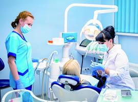 Base de datos de Clínicas dentales en España