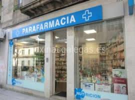 Base de datos de Parafarmacías en España
