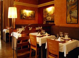 Base de datos de Restaurantes en España